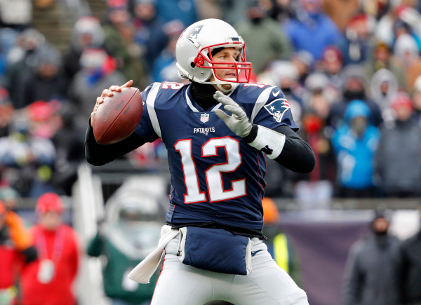 Tennessee Titans at New England Patriots: Kickoff time, TV info for Saturdays AFC divisional game