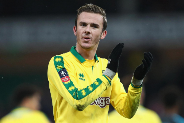 Tottenham target James Maddison but face competition from Liverpool and Manchester City for Norwich starlet