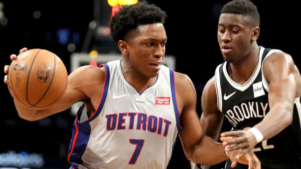 Report: Pistons open to trading Stanley Johnson
