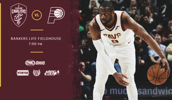 #CavsPacers Game Preview - January 12, 2018