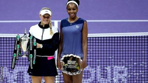 Manchester misses out to Shenzhen in 10-year deal to host WTA Finals