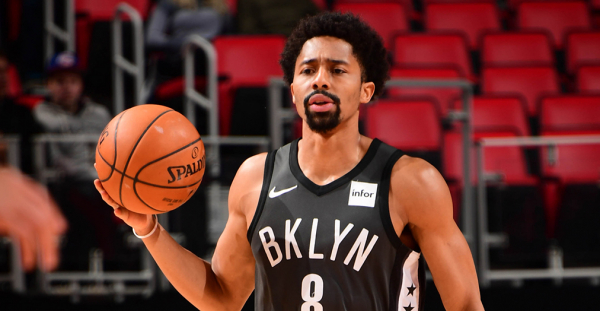 Post Up: Spencer Dinwiddie Makes a Statement in Detroit