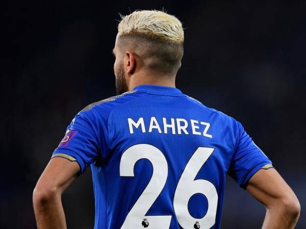 Mahrez 'will cost more than £100m' in the summer, claims Leicester boss Puel