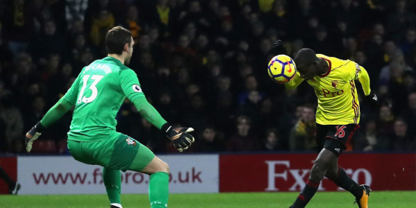 Watford 2-2 Southampton: Saints draw in controversial fashion against the Hornets