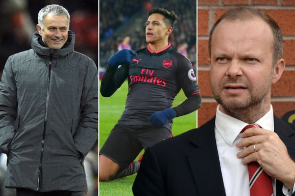 How Jose Mourinho won his battle with Ed Woodward to force through transfer of Alexis Sanchez from Arsenal