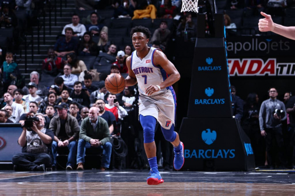 Pistons Reportedly Exploring Stanley Johnson Trade