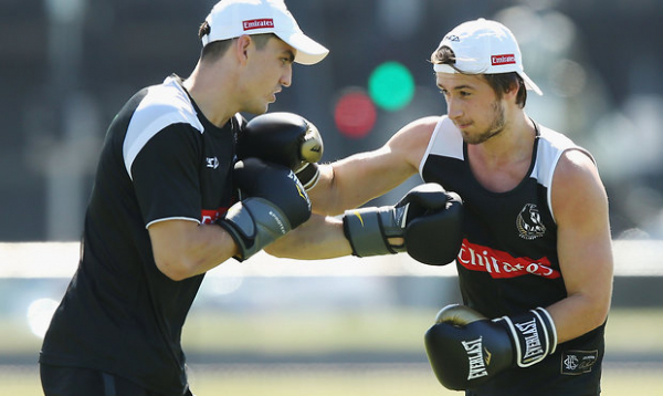 Pies' long-distance specialist wins time trial