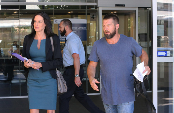 West Coast Eagles reach out to 'bottomed out' Ben Cousins after his release from prison