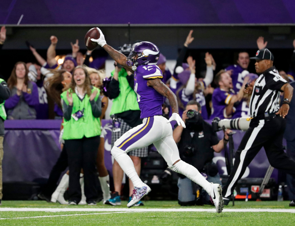 Vikings deep in playoffs, thanks in part to diligent Diggs
