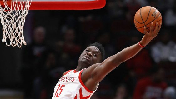 "Rockets' Clint Capela on Warriors: ""We are better than them"""