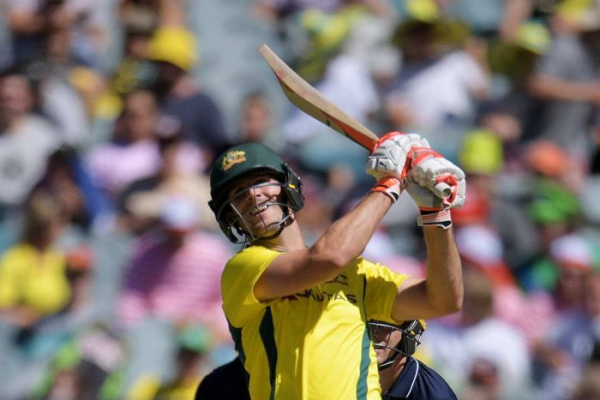 World Cup the driving force for Aussies in ODI: Marsh