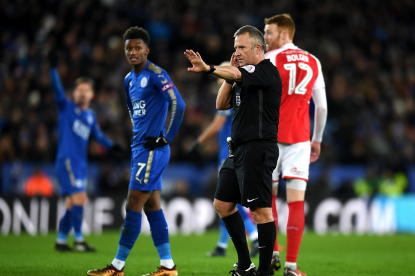 Leicester make history by scoring first VAR-awarded goal in English football