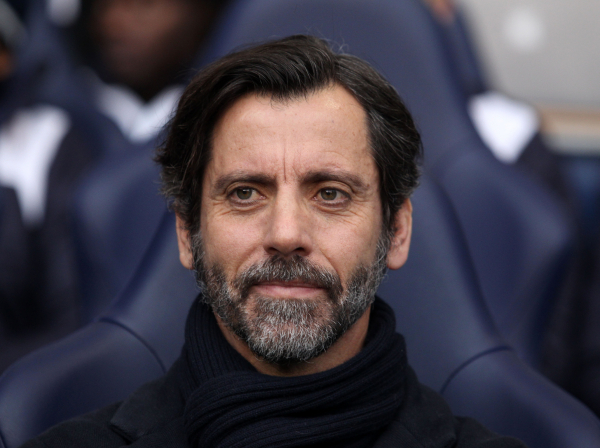 Quique Sanchez Flores snubs the chance to manage Stoke and says hes happy at Espanyol