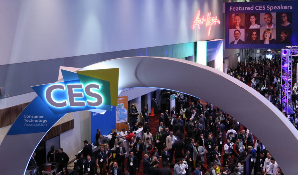 The secret to avoiding CES cynicism is never really going