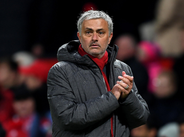 Jose Mourinho explains why he preferred Manchester Uniteds second half display against Stoke over their first
