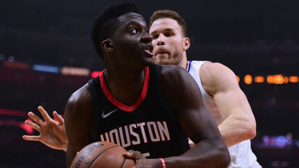 NBA: Clint Capela never knocked on front door of Clippers' locker room