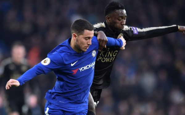 Chelsea 0-0 Leicester player ratings, stats and reaction: Blues below par once again as Conte's side fall behind in top four race