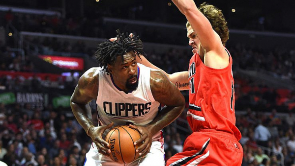 Report: Clippers haven't received any tempting offers for DeAndre Jordan