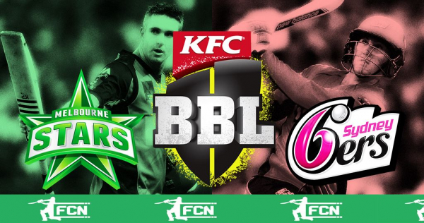 BBL Match 30 – Melbourne Stars V Sydney Sixers – Fantasy Preview