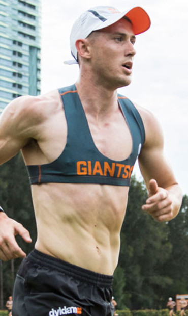 'He's a freak': Giants mid takes out time trial