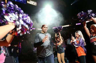 WATCH: Suns honor 1992-93 NBA Finals team