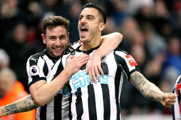 Newcastle 1-1 Swansea: Joselu saves vital point but Toon remain winless at home since October