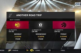 San Antonio Spurs vs. Atlanta Hawks preview | Spurs Live