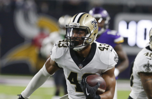 Saints fans support for Williams with billboard