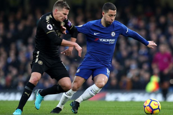 Chelsea 0-0 Leicester: Blues booed off after frustrating draw at Stamford Bridge