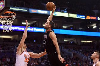 Suns prove no match for Harden-less Rockets
