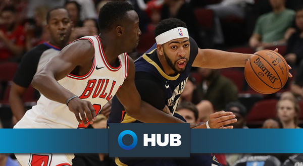 Behind the Numbers presented by HUB International: Bulls at Pelicans (1/22/18)