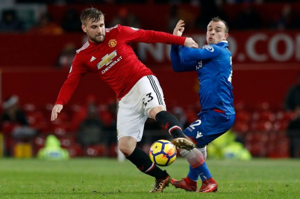 Luke Shaw reveals how he is winning over Jose Mourinho after continuing impressive form in win over Stoke