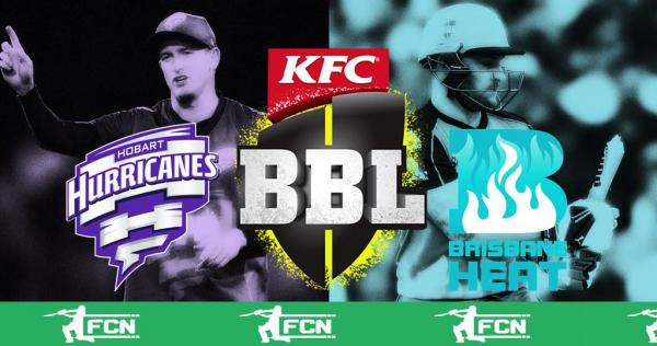 BBL Match 29 – Hobart Hurricanes V Brisbane Heat – Fantasy Preview