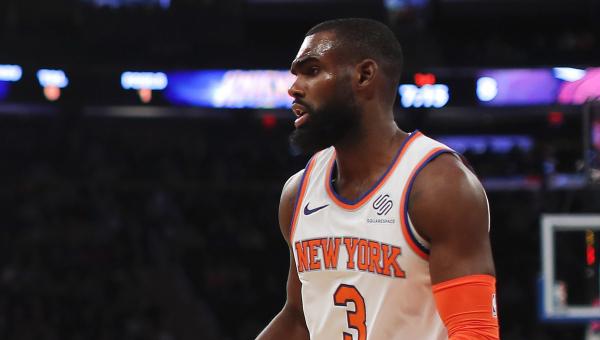 Tim Hardaway Jr. returns to Knicks on minutes restriction
