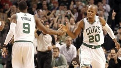 Rajon Rondo invites Ray Allen to 2008 Celtics reunion