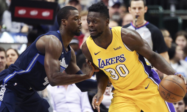 Lakers Take Control In Overtime To Beat Mavericks For First Time Since April 2013