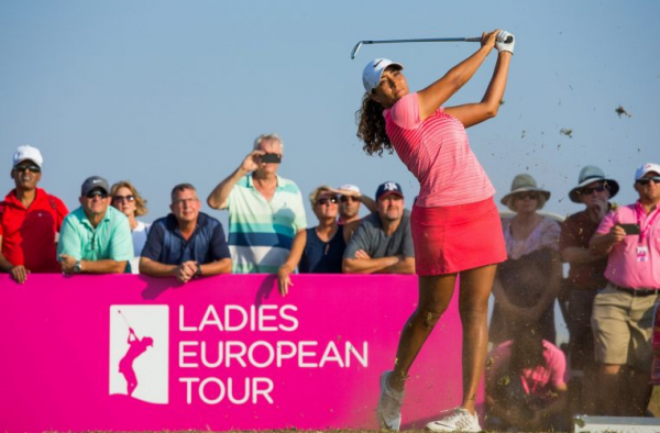 Cheyenne Woods to tee up at ActewAGL Canberra Classic