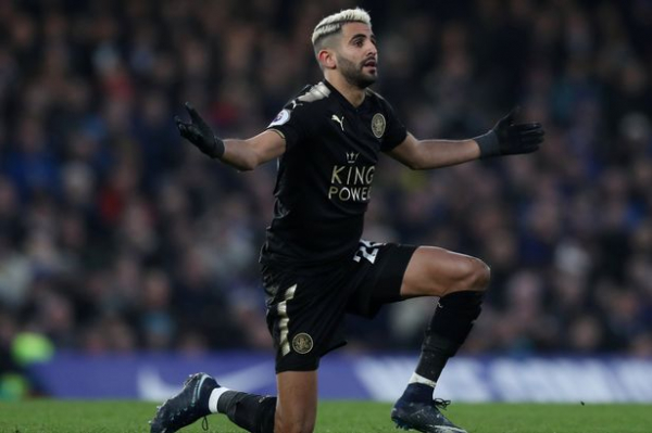 Leicester to block Riyad Mahrez leaving this month despite Arsenal and Liverpool transfer interest