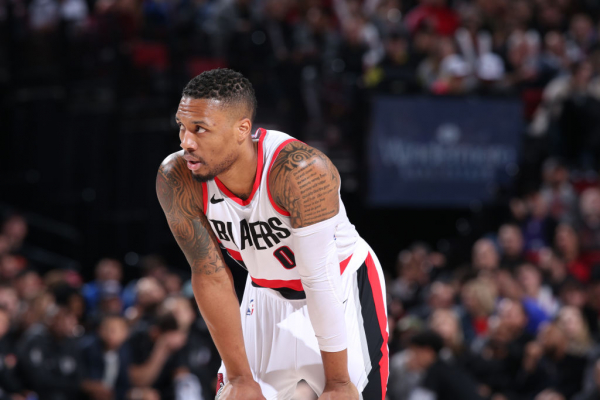 Report: Damian Lillard Met With Blazers Owner on Team Direction