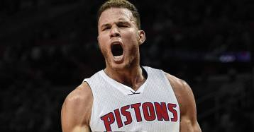 Blake Griffin Traded to Pistons