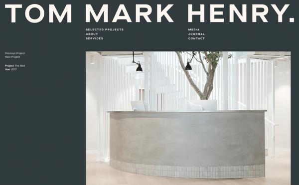 Tom Mark Henry
