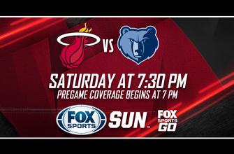 Preview: Extended slumps collide as Heat host Grizzlies