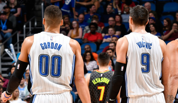 Vucevic and Gordon Set to Return Thursday vs. Knicks