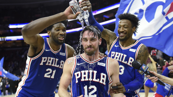 Sixers' T.J. McConnell racks up triple-double coming off bench