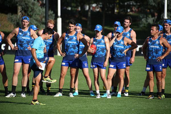 VFL: Meet the squad
