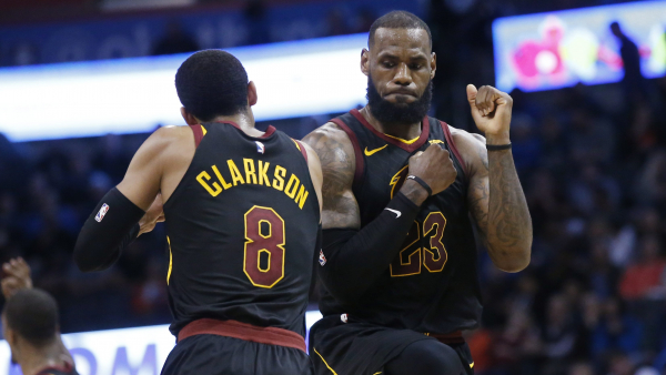 Did Lakers help keep LeBron James in Cleveland with trade?