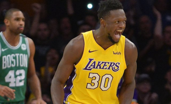 Julius Randle Proclaims His Love For Lakers, Desire To Have Future With Team