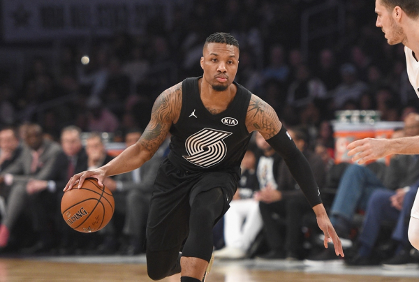 Damian Lillard Met With Blazers Owner To 'Spark That Urgency'