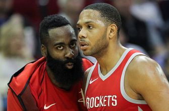 Cris Carter reveals how Houston's role players position Rockets to knock off the Warriors