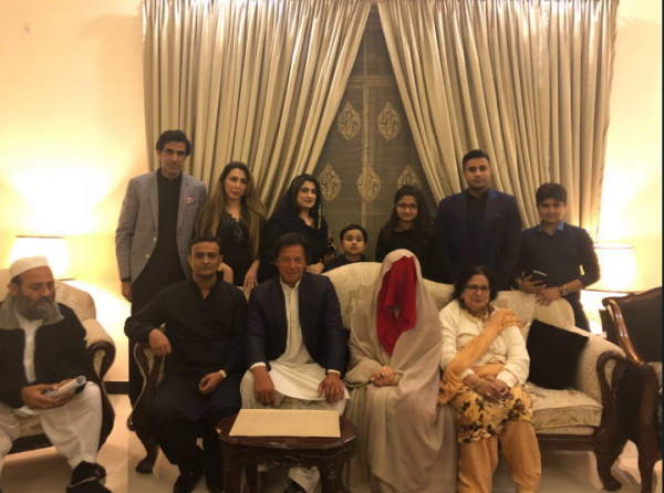 Imran Khan Gets Trolled Badly On Twitter For Getting Married For The Third Time